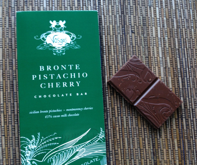 a unique chocolate bar for foodies